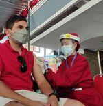 Pelatih Arema FC Disuntik Dua Dosis Vaksin dan Langsung Bicara Harapannya