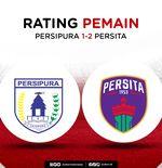 Skor Indeks Liga 1 2021-2022: Rating Pemain Persipura vs Persita