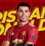 Gabung Manchester United, Ronaldo Bakal Jadi Pemain dengan Gaji Tertinggi di Liga Inggris