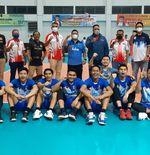 Juara di Turnamen Uji Coba, Tim Voli Putra Jabar Optimistis Tatap PON Papua