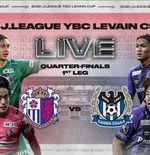 Link Live Streaming J.League Cup: Cerezo Osaka vs Gamba Osaka - Menanti Duo Darah Indonesia