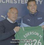 VIDEO: Hati-Hati Ronaldo, Ederson sudah Perpanjang Kontrak di Man City hingga 2026