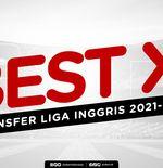Best XI Transfer Liga Inggris 2021-2022: Ada Romelu Lukaku, Cristiano Ronaldo, hingga Jack Grealish