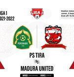 Prediksi Liga 1 2021-2022: PS Tira vs Madura United