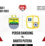 Hasil Persib vs Barito Putera: Marc Klok Bawa Maung Bandung Menang