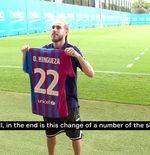 VIDEO: Masuk Skuad Utama Barcelona, Oscar Mingueza Merasa Mimpinya Jadi Nyata