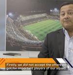 VIDEO: Presiden Valencia Puas dengan Aktivitas Transfer Klub