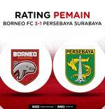Skor Indeks Liga 1 2021-2022: Borneo FC vs Persebaya Surabaya