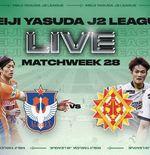 Link Live Streaming J.League: Albirex Niigata vs Giravanz Kitakyushu - Laga Bumi vs Langit