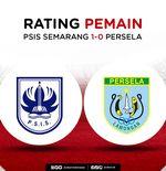 Skor Indeks Liga 1 2021-2022: PSIS Semarang vs Persela Lamongan