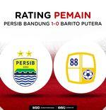 Skor Indeks Liga 1 2021-2022: Persib Bandung vs Barito Putera