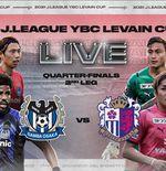 Link Live Streaming J.League Cup: Gamba Osaka vs Cerezo Osaka - Derbi Osaka Demi Semifinal