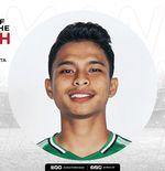 Man of The Match PS Sleman vs Persija Jakarta: Irkham Mila