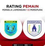 Skor Indeks Liga 1 2021-2022: Persela Lamongan vs Persipura Jayapura