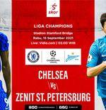 Prediksi Chelsea vs Zenit St.Peterseburg: Ujian Pertama Sang Juara Bertahan