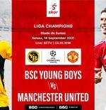 Prediksi BSC Young Boys vs Manchester United: Menanti Tuah Cristiano Ronaldo