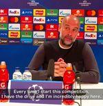 VIDEO: Hadapi RB Leipzig, Pep Guardiola Akui Sudah Move On dari Final Liga Champions