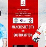 Prediksi Manchester City vs Southampton: Momen Kebangkitan The Citizens