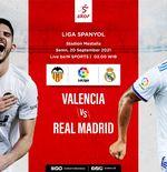 Prediksi Valencia vs Real Madrid: Laga Pertaruhan Puncak Klasemen