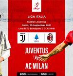 10 Fakta Menarik AC Milan Jelang Duel Lawan Juventus