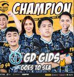 5 Fakta Menarik dari Juara PMPL ID Season 4, Genesis Dogma GIDS