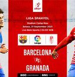 VIDEO: Lawan Granada di Camp Nou, Ronald Koeman Yakin Barcelona Menang