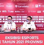 Jadwal, Pengisi Acara dan Link Live Streaming Opening Ceremony Ekshibisi Esport PON XX Papua 2021
