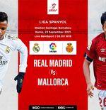 Link Live Streaming Liga Spanyol Hari Ini: Misi Real Madrid dan Valencia di Papan Atas