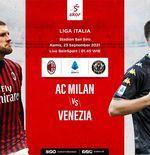 Prediksi AC Milan vs Venezia: Santapan Setan Merah Kembali ke Jalur Kemenangan