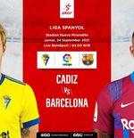 Prediksi Cadiz vs Barcelona: Saatnya Ronald Koeman Mengadu Nasib
