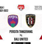 Prediksi Persita vs Bali United: Serdadu Tridatu, Awas Tergelincir!