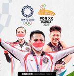 PON XX Papua 2021: 15 Wakil Indonesia di Olimpiade Tokyo 2020 Ikut Turun Gelanggang