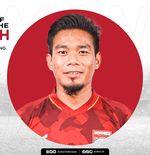 Man of The Match Persib Bandung vs Borneo FC: Wildansyah