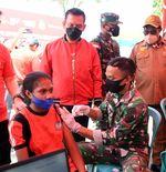 Dukung dan Sukseskan PON XX Papua 2021, PBESI Ikut Andil dalam Pemerataan Vaksinasi