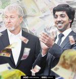 Chelsea vs Manchester City: Perang Uang Roman Abramovich vs Mansour bin Zayed Al Nahyan