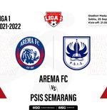 Prediksi Arema FC vs PSIS Semarang: Pertarungan dengan Dua Misi Berbeda