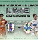 Link Live Streaming J.League: Ehime FC vs Montedio Yamagata - Demi Kemustahilan