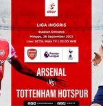 Link Live Streaming Liga Inggris Hari Ini: Laga Seru Derbi London Utara