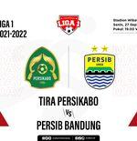 Prediksi Tira Persikabo vs Persib: Maung Bandung Diiringi Masalah
