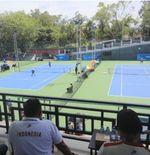 Lapangan Tenis Walikota Jayapura Siap Jadi Tuan Rumah Kompetisi Nasional dan Internasional