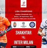 Prediksi Shakhtar Donetsk vs Inter Milan: Rasio Gol I Nerazzurri yang Tinggi