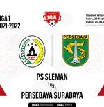 Prediksi PSS Sleman vs Persebaya: Duel Penuh Tekanan, Jabatan Pelatih Dipertaruhkan