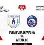 Hasil  Persipura vs Arema FC: Singo Edan Penuhi Keinginan Aremania