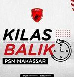 Best XI PSM Makassar di Liga Indonesia, Didominasi Pemain Era 1999-2000