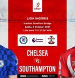 Prediksi Chelsea vs Southampton: The Blues Jangan Kalah Lagi