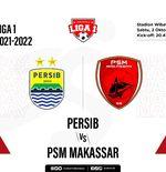 Hasil Persib vs PSM: Kemenangan Pupus, Rentetan Hasil Imbang Maung Bandung Belum Terputus