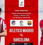 Prediksi Atletico Madrid vs Barcelona: Laga Pertaruhan Ronald Koeman