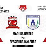Hasil Madura United vs Persipura: Mutiara Hitam Selamat Setelah Dua Kali Tertinggal