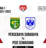 Prediksi Persebaya Surabaya vs PSIS Semarang: Ujian Berat Bagi Pertahanan Bajul Ijo