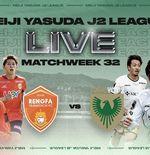 Link Live Streaming J.League: Renofa Yamaguchi FC vs Tokyo Verdy - Sama-Sama Butuh 3 Poin